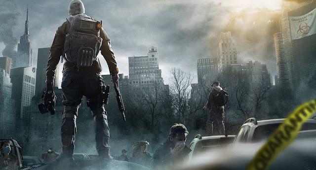 Разработчики The Division показали впечатляющие погодные эффекты и работу системы освещения в игре