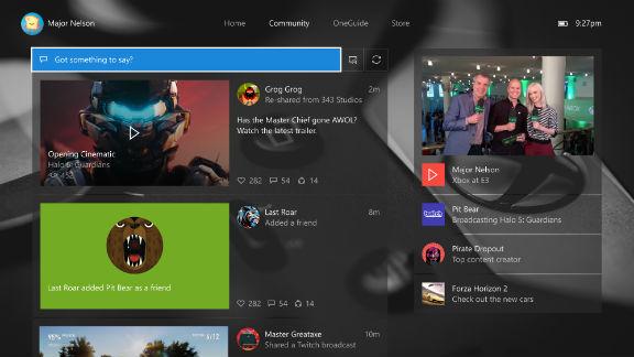 Стало известно, когда выйдет Windows 10 для Xbox One и консоль начнет поддерживать игры от Xbox 360