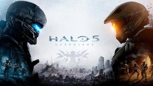 Новый потрясающий трейлер игры Halo 5 Guardians представила компания Microsoft