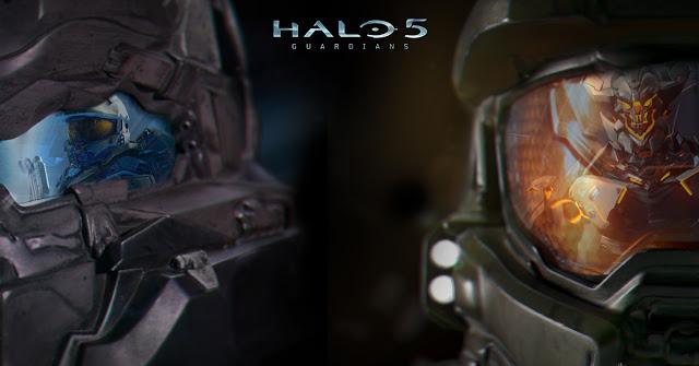 Представлен релизный трейлер игры Halo 5 Guardians