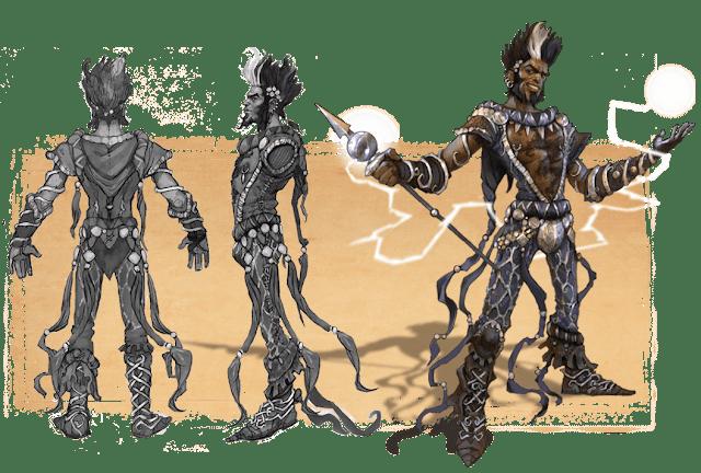 Анонсирован персонаж Flash для игры Fable Legends