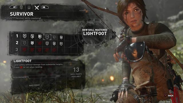Вторая передача цикла Woman vs. Wild рассказала о боевой системе в игре Rise of the Tomb Raider