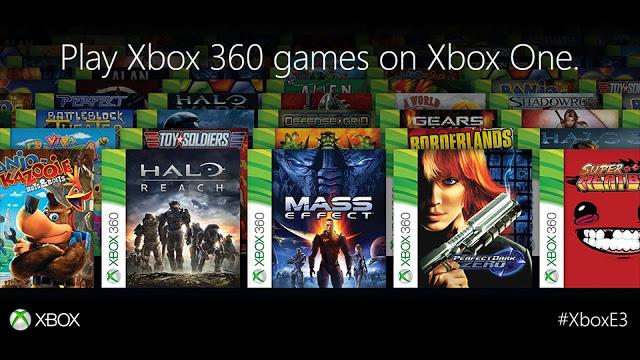 Полный список игр с Xbox 360, доступных на Xbox One по программе обратной совместимости появился в сети
