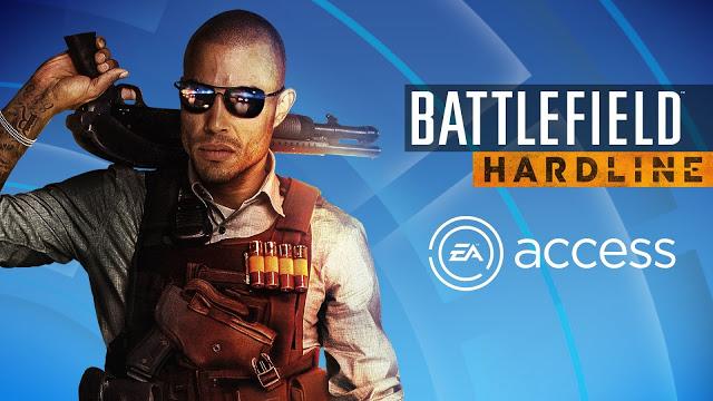 Игра Battlefield Hardline доступна бесплатно подписчикам сервиса EA Access на Xbox One