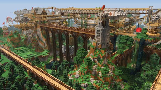 Представлен трейлер первого эпизода игры Minecraft: Story Mode