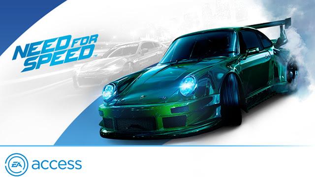 Игра Need for Speed 29 октября станет доступна подписчикам программы EA Access