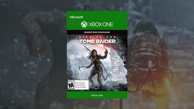 Season Pass для игры Rise of the Tomb Raider был замечен в магазине Amazon