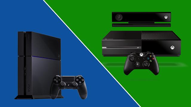 Статистика продаж консолей (Xbox One, Playstation 4) и игр в сентябре, комментарии Microsoft и Sony