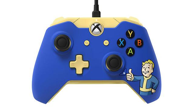 Лимитированные геймпады для Xbox One в стиле Fallout готовятся к продаже