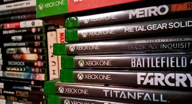 Неделя до конца акции «Две игры для Xbox One по цене одной» - список оставшихся товаров