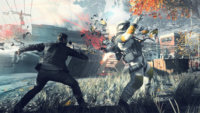 Quantum Break не появится в Steam, но некоторое сотрудничество между Microsoft и Steam возможно