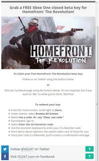 Способ получить код доступа к бета-версии игры Homefront: The Revolution прямо сейчас