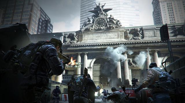 DLC для The Division будут являться эксклюзивами Xbox One в течение месяца