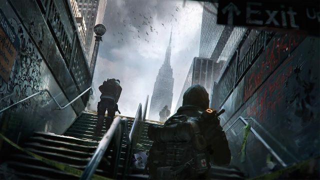 Компания Ubisoft продлила бета-тестирование игры The Division