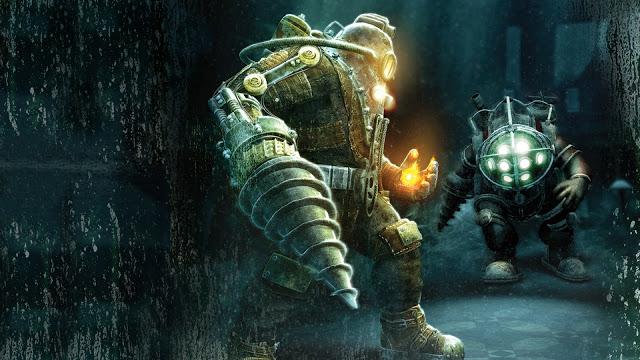 Серия игр BioShock может выйти на Xbox One и Playstation 4