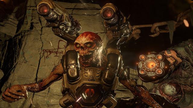 Игры серии Doom бесплатно на Xbox One за предварительный заказ Doom 4