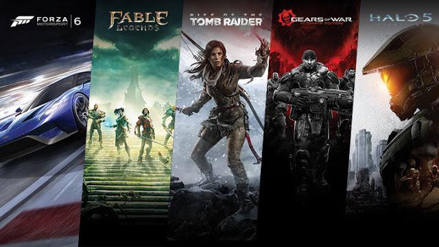 Компания Microsoft показала, ради каких игр стоит покупать Xbox One