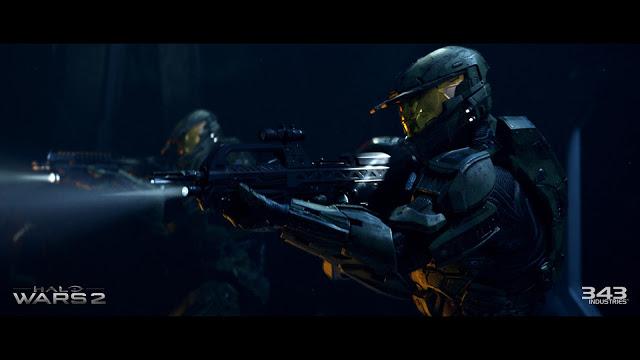 Игра Halo Wars 2 добавлена в Halo Waypoint