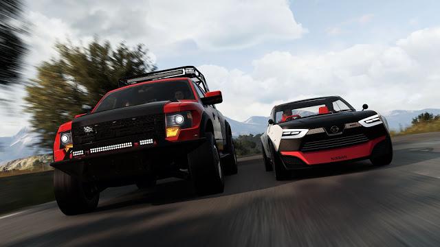 Часть трейлера игры Forza Horizon 3 попала в сеть