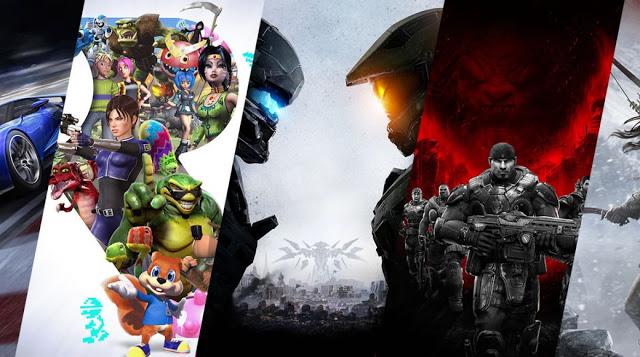 Microsoft вновь напоминает о лучшей линейке игр на Xbox One, включающей Quantum Break
