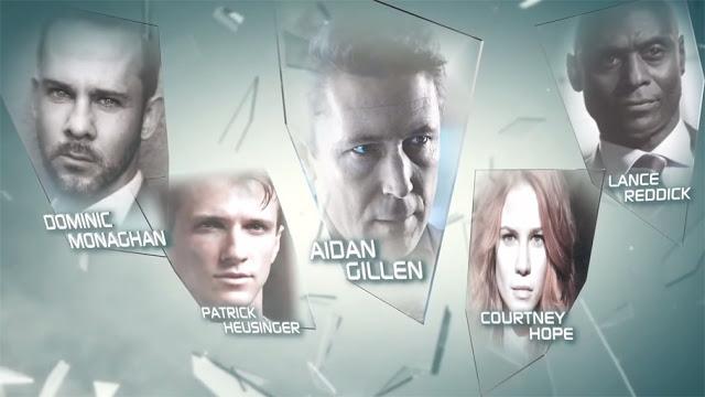 Новый трейлер Quantum Break с кадрами из сериала и игры