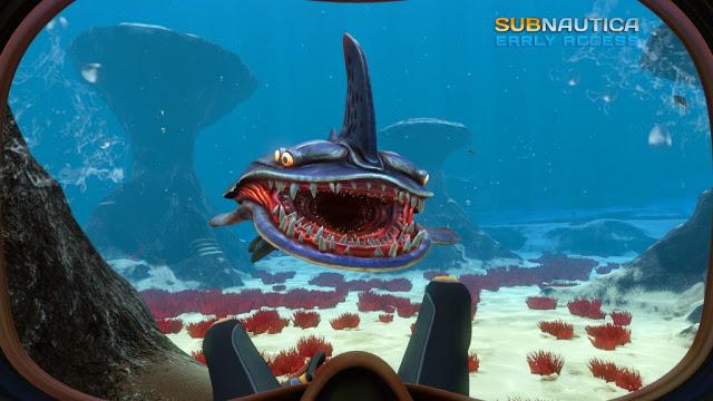 Игра Subnautica будет доступна в Xbox Marketplace на этапе раннего доступа