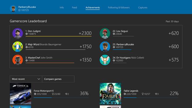Февральское обновление прошивки Xbox One: Список изменений