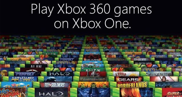 Стало известно более чем о 40 играх, которые будут доступны на Xbox One по обратной совместимости