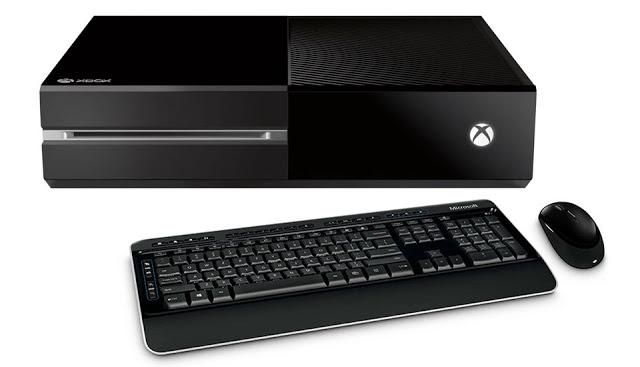 Фил Спенсер: Xbox One будет поддерживать мышку и клавиатуру