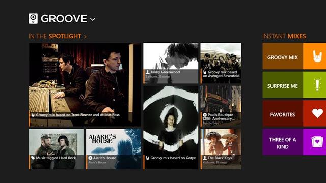 Приложение Groove научится проигрывать в фоновом режиме музыку на Xbox One