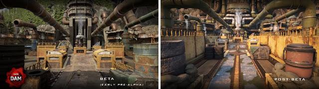 Качество графики в Gears of War 4 серьезно улучшилось со времен альфа-версии: сравнение