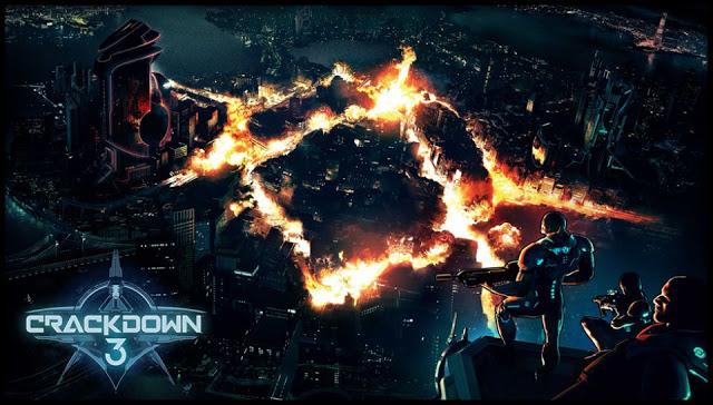 Microsoft: Нам не нужна игра Crackdown 3 в 2016 году