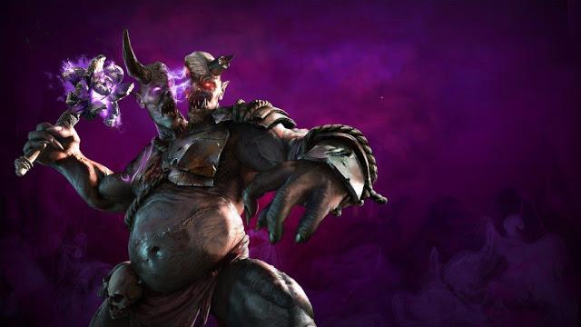 Айдол – последний персонаж третьего сезона Killer Instinct