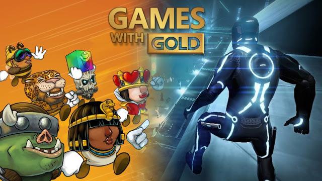 Tumblestone и Tron Evolution доступны бесплатно уже сейчас по программе Games With Gold