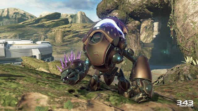 Microsoft даст дополнительный день бесплатной игры в Halo 5 Guardians