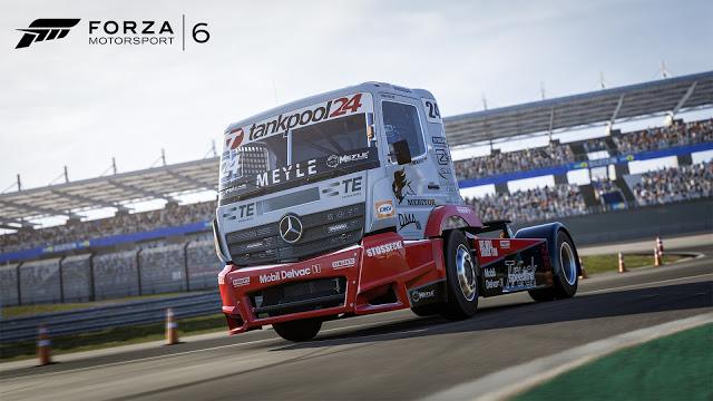 Вышло последнее дополнение для Forza Motorsport 6