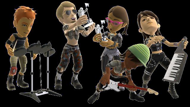 Microsoft выпустит аватары в Xbox Live для инвалидов