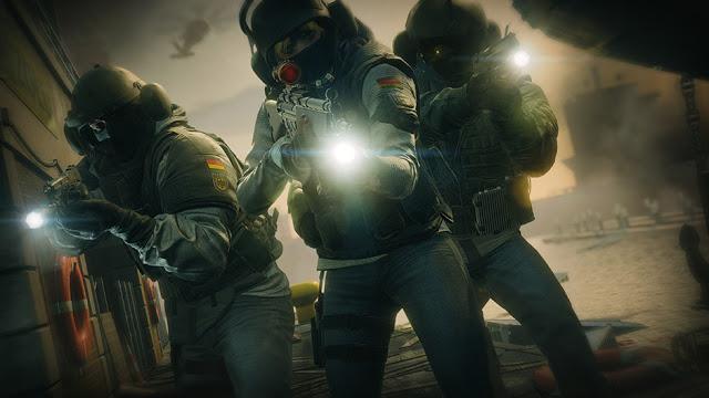 Бесплатные выходные в Rainbow Six Siege на Xbox One для «золотых» подписчиков