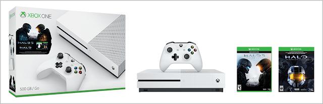 Объявлена дата старта продаж Xbox One S на 500 Гб и 1 Тб, анонсированы новые бандлы