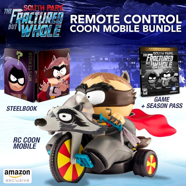 Анонсировано коллекционное издание South Park: The Fractured but Whole от сети Amazon