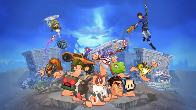Worms W.M.D.: Дата выхода и эксклюзивный контент на Xbox One
