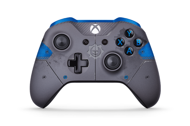 Официально: анонсирован геймпад и консоль Xbox One S в стиле Gears of War 4