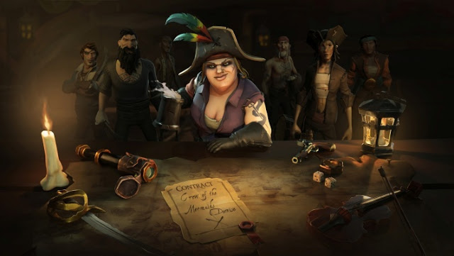 Rare рассказала новые подробности об игре Sea of Thieves