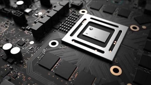 AMD: Консоль Project Scorpio – один из наших революционных продуктов