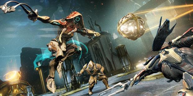 Дополнение Lunaro для игры Warframe стало доступно на Xbox One