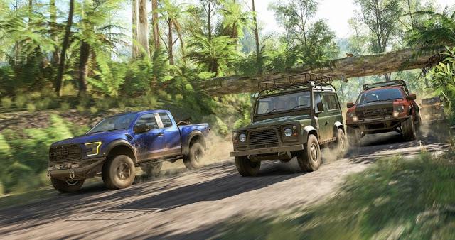 Разработчики Forza Horizon 3: игра будет значительно лучше выглядеть на Xbox One S
