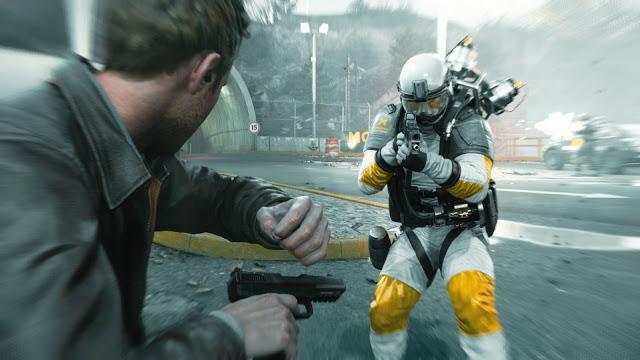 Quantum Break выйдет в Steam и состоится релиз коллекционной версии игры для PC