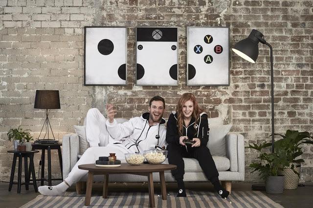 Microsoft анонсировала одежду для игроков – Xbox Onesis