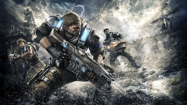 Около 10 часов потребуется на прохождение кампании Gears of War 4
