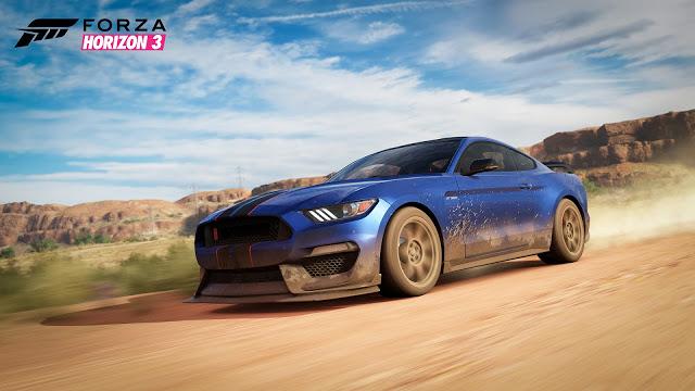 В Forza Horizon 3 не будет автомобилей марки Volkswagen